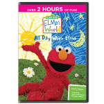 Elmo's World: All Day with Elmo DVD