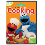 Sesame Street: C is for Cooking DVD