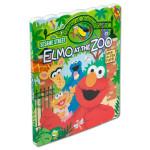 Sesame Street Elmo at the Zoo Book