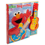 Sesame Street Sing and Play Guitar Songs Book