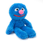 Sesame Street - Grover Take Along Buddy