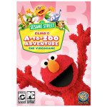 Elmo's A-to-Zoo Adventure Video Game - PC
