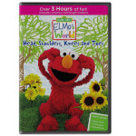 PRE-ORDER Sesame Street: Elmo's World Head Shoulders Knees and Toes DVD