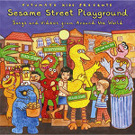 Sesame Street Playground: Songs And Videos From Around The World CD