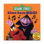Elmo Says Boo CD