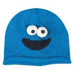 Cookie Monster Cotton Toddler Beanie