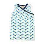 Grover Pattern Infant Jumper Dress