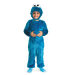 Cookie Monster Furry Costume