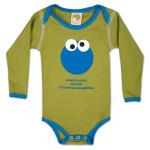 Cookie Monster Around the World Onesie