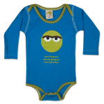 Oscar Around the World Onesie