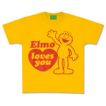 Elmo Loves You Toddler Tee