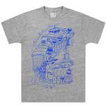 Cookie Monster Express T-Shirt