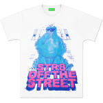 Cookie Monster Str8 Off The Street T-Shirt