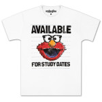 Elmo Available for Study Dates T-shirt