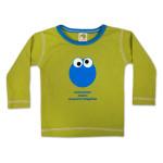Cookie Monster Around the World T-Shirt
