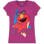 Elmo Heart Shades Girls Tee