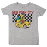Sesame Street New York Taxi Tee