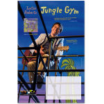 Autographed Jungle Gym Poster