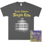 Jungle Gym CD + Mens Tee