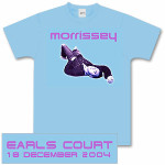 Morrissey Earls Court T-Shirt