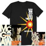 Sundown Heaven Town CD + T-shirt + 2015 Calendar Combo
