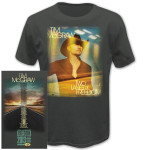 Tim McGraw Two Lanes of Freedom Tour Highway T-shirt