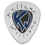 Keller Williams - Blue Lapel Pin