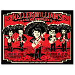 Keller and His Compadres Limited Edition Poster