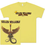Keller Williams The Wild Thing T-Shirt