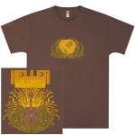 Keller Williams Sun Guitar Organic Cotton T-Shirt