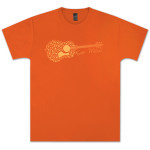 Keller Williams Guitar T-Shirt