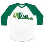 Keller Williams Guitar Neck T-shirt