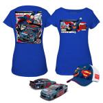 Dale Jr. - Women's Superman Bundle