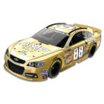 Dale Jr. #88 2013 AMP ENERGY Gold 1:24 Scale Diecast HOTO