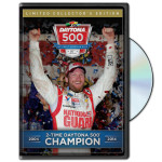 Dale Jr. - 2-TIME DAYTONA 500 CHAMPION 2004 & 2014 DVD