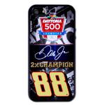 Dale Jr 2X Daytona 500 Champion iphone 5/5S Rugged case