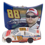 Dale Jr. Nascar Hood Ornament