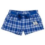 Dale Jr. Ladies' Flannel Short