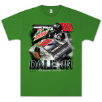 Dale Jr #88 Mt Dew Youth Showtime T-shirt