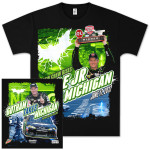Dale Jr 2012 Michigan WIN T-shirt