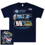 Dale Jr #88 National Guard 2013 Chase for Cup T-shirt