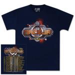 Dale Jr #88 2014 Schedule T-shirt