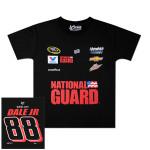 Dale Jr. National Guard Youth Uniform T-shirt