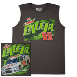 Dale Jr #88 Diet Mountain Dew Wedge Muscle T-shirt