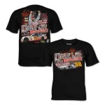 Dale Earnhardt, Jr. #88 2014 Martinsville Race Winner T-shirt