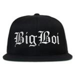 BLACK BIG BOI HAT