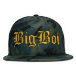 FROG CAMO BIG BOI HAT