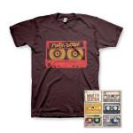 Martin Sexton Mixtape of the Open Road CD/T-Shirt Combo