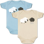 Black Sheep Onesie