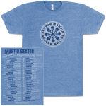 Martin Sexton Unite Spring 2010 Tour T-Shirt
